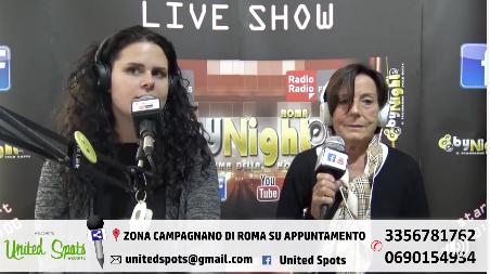 RADIO RADIO BY NIGHT intervista Fiorella Mathis
